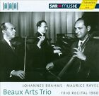 Beaux Arts Trio: Trio Recital 1960 - Johannes Brahms, Maurice Ravel (CD, Apr-2012, Haenssler)