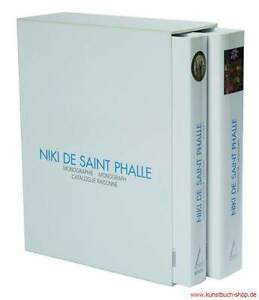 Fachbuch-Niki-de-Saint-Phalle-Monografie-2-Baende-im-Schuber-NEU-STATT-280