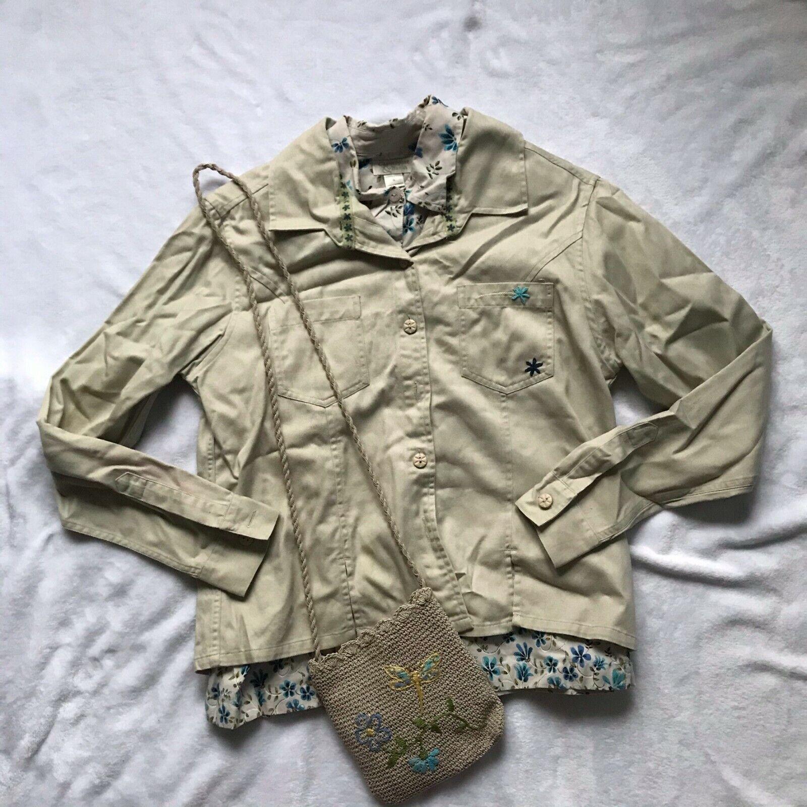 Women's 3 Piece Set - T-shirt, Denim Jacket, & Pu… - image 5