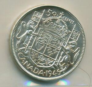 ICCS-Canada-1946-50-cents-MS-60-EZ-543
