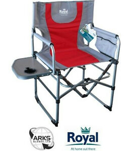 Royal-Compact-Directors-Camping-Chair-Red-or-Black