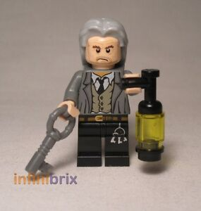 ARGUS FILCH HP097 set 4842 *LEGO HARRY POTTER MINIFIGURE LEGO Minifiguren