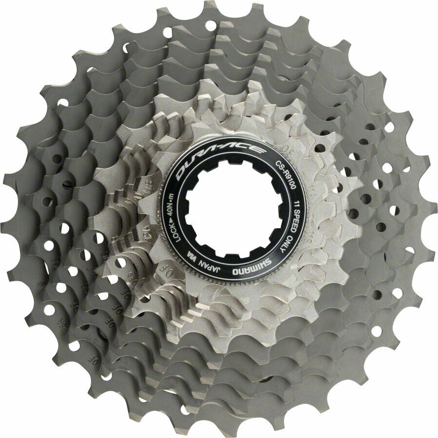 Shimano Dura-Ace  CS-R9100 11-Speed 11-28t Cassette  save on clearance