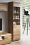 Living-room-furniture-set-glass-cabinet-Tv-unit-stand-display-LED-lights-shelf thumbnail 47