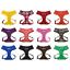 Bunty-doux-et-confortable-mesh-respirant-tissu-chien-chiot-pet-reglable-harnais miniature 1