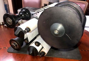 Kelmar Systems 70MM Film Cleaner Film Driven With Mounting Bracket 8400/70P Nice