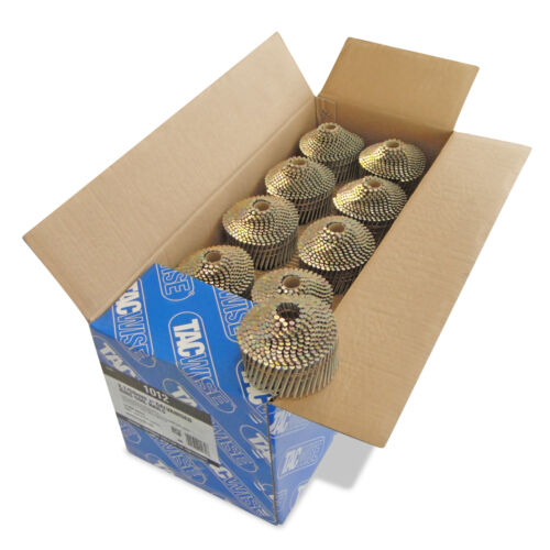 TACWISE 2.1//50MM GALVANISED RING COIL NAIL