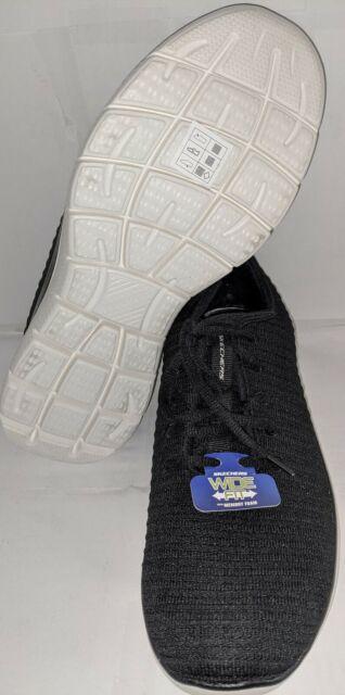 Skechers Wide Fit Memory Foam Men's