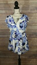 New with tag Charlotte Russ shipwrecked summer Romper large women clothing
