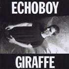 Echoboy Giraffe CD 10 Track Cdstumm200 European Mute 2002