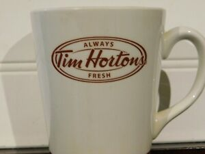 Tim Hortons Mug Store Mug Always Fresh Steelite English