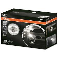 Osram LED Fog Light Silver Edition Car Daytime Running Light DRL Silver Effect