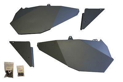 DragonFire Door Inserts & Slam Kit For Polaris RZR 900 S / 1000 07-1010