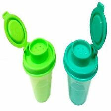 Tupperware MIDGETS Salt & Pepper shakers 60 ml each for table top- NEW!