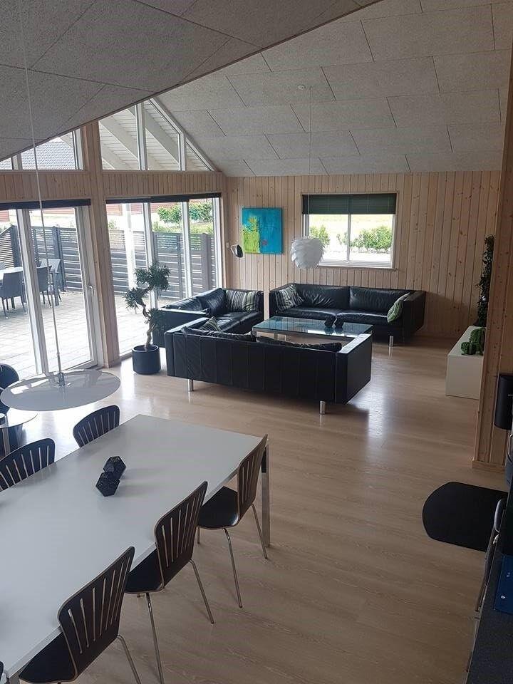 Luksussommerhus, Nordborg, sovepladser 18