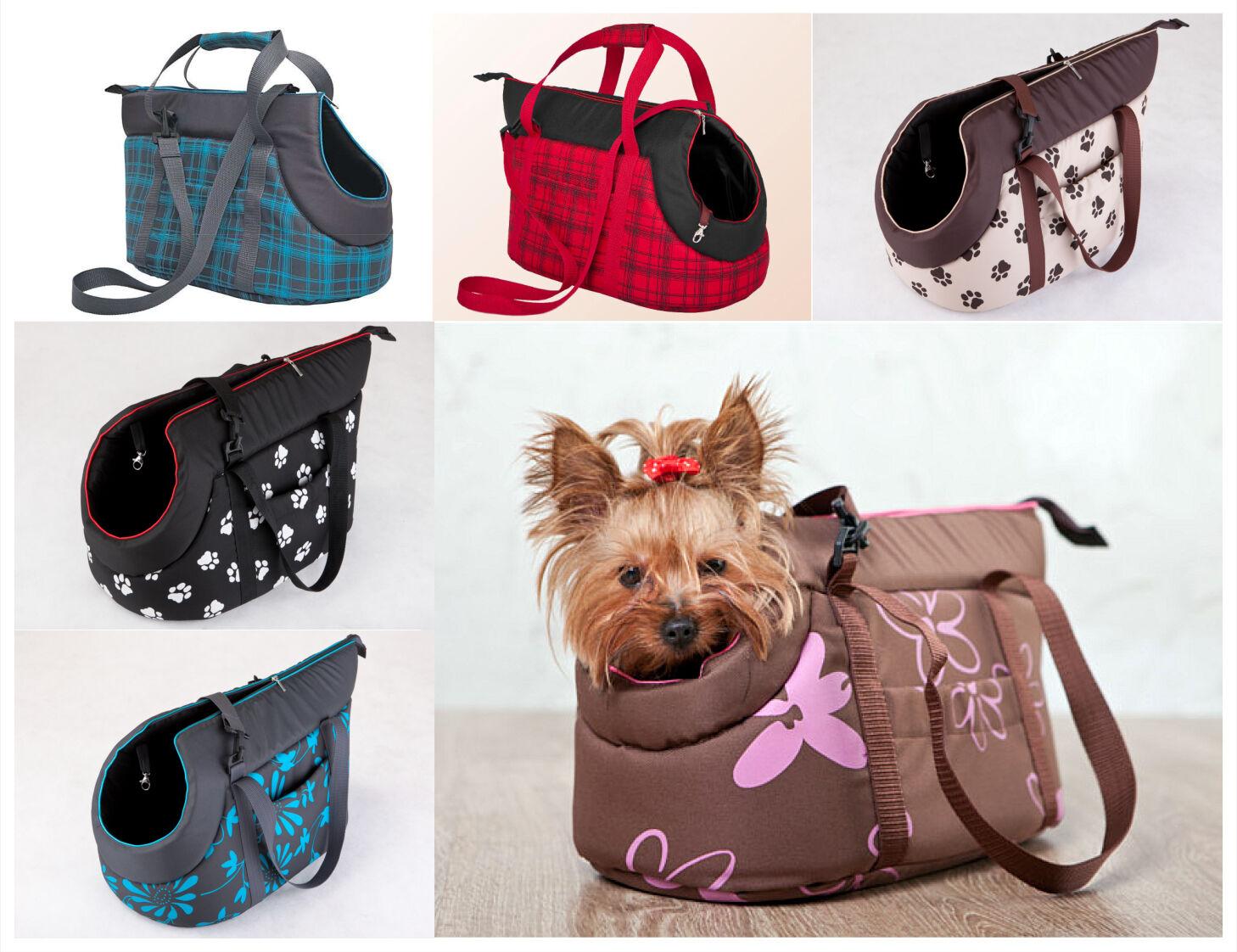 376a8058c6 Dog Travel Carrier Bag Small Pet Cat Cat Cat Puppy Portable Transporter  261b07