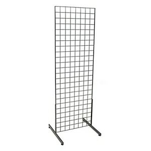 Image is loading 2x6-039-Grid-Unit-Rack-Rectangular-Panel-Stand-
