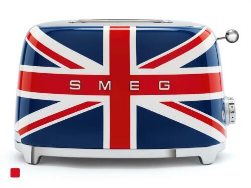 Smeg TSF01UJEU 2-Scheiben-Toaster Union Jack
