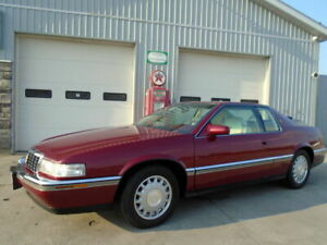 1993 Cadillac Eldorado Coupe w/ ONLY 85,600 KMs - RARE!