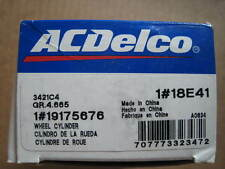 ACDelco Front HD Brake Wheel Cylinders - Left and Right Pair - 18E41 and 18E40