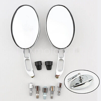 Motorcycle Rearview Side Mirrors for Suzuki Boulevard C50 C90 C109R//109R M50 M90