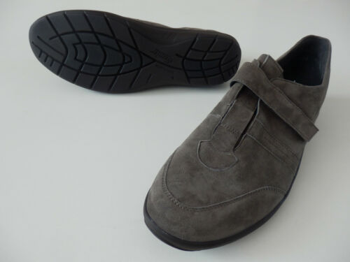 Velcro Semler 1 Taupe Gr H Pelle Larghezza nuovo Michelle 33 Shoes RxqxAE