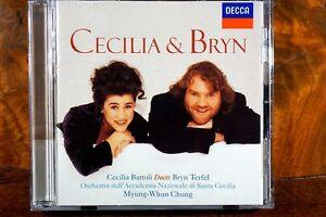 Cecilia-Bartoli-amp-Bryn-Terfel-duos-Myung-Whun-Chung-CD-en-muy-buena-condicion