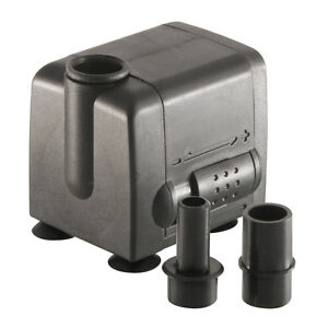 Pet Supplies Pumps (water) Competent 2x160gph Aquarium Submersible Pump Fish Tank Powerhead Fountain Water Hydroponic