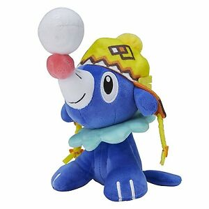 Pokemon-Center-Original-Felpa-Muneca-de-Nieve-Festival-popplio-ashimar-Japon-oficial