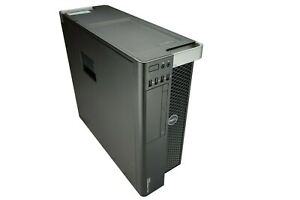 Details about Dell Precision T3600 Xeon E5-1620 3 6Ghz QC 8GB 128GB SSD 1TB  HDD NVS300 W10P