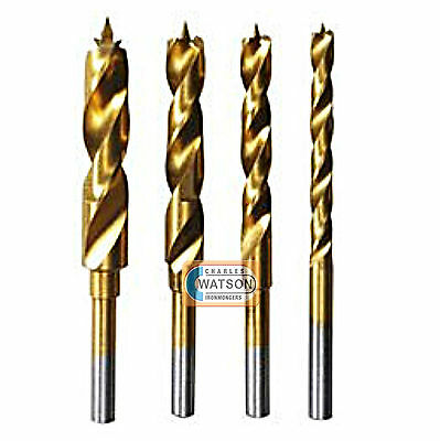 DREMEL Multi Power Tool Accessories 636 Wood Drill Bit Set 3mm 4mm 5mm 6mm