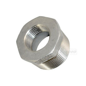 1-1-4-034-Male-x-3-4-034-female-Stainless-Steel-threaded-Reducer-Bushing-Pipe-Fitting