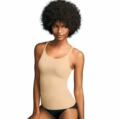 Maidenform Firm Control Nylon Shaping Camisole Style # 3266