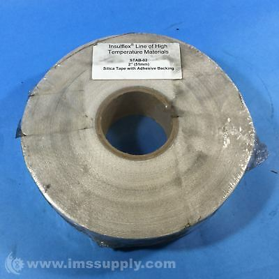 High Temperature Silica Tape Fnfp Business & Industrial Heavy Equipment, Parts & Attachments Humor Adl Insulflex Stab-02