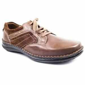Josef-Seibel-Till-09-Mens-Suede-Leather-Laced-Low-Top-Flat-Comfort-Trainer-UK-6