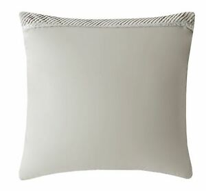 KYLIE MINOGUE SAVOY BLUSH SEQUINS SATIN 200TC PAIR OF SQUARE PILLOWCASES