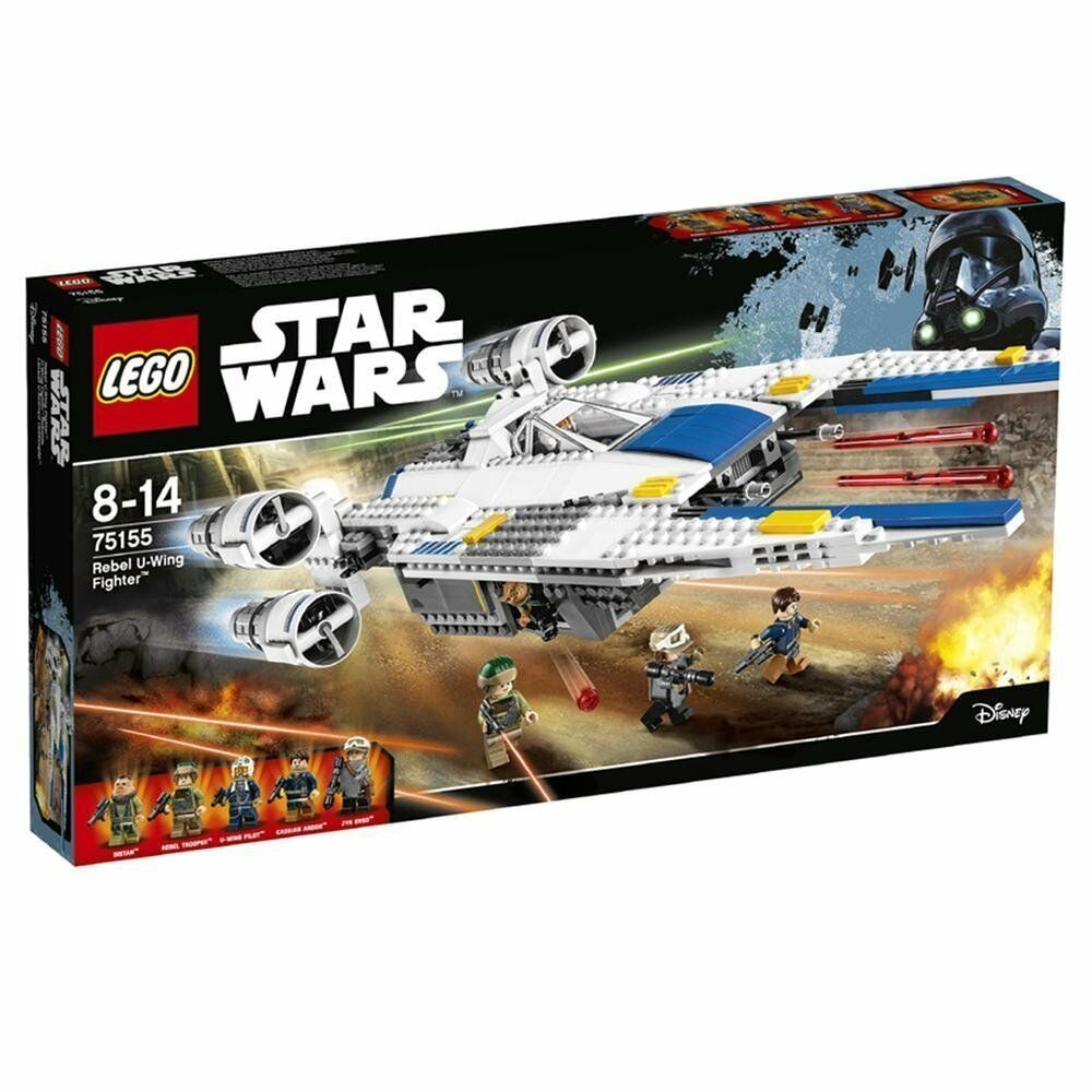 LEGO ® star wars ™ 75155 rebel u-wing Fighter ™ NEUF NEW OVP MISB