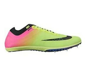 Image is loading Nike-Zoom-Mamba-3-Steeplechase-Track-Shoes-Size-