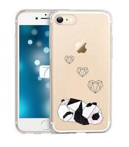 coque iphone xr coeur blanc