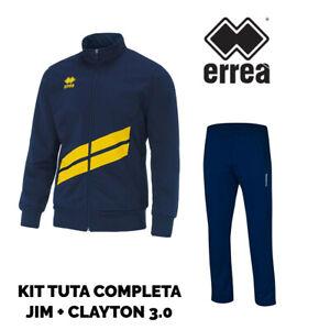 Jim Errea Blue Jack Broek 3 Suit Yellow Full Clayton 0 Man 6fqqTI41a