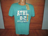 Mens Size Large L Sears Roebuck Co Green T Shirt Athletic Dept Casual