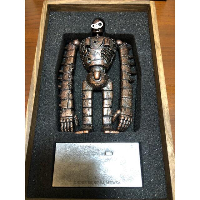 Mitaka no Mori Ghibli Museum Limited  Robot Soldier cifra  offerta speciale