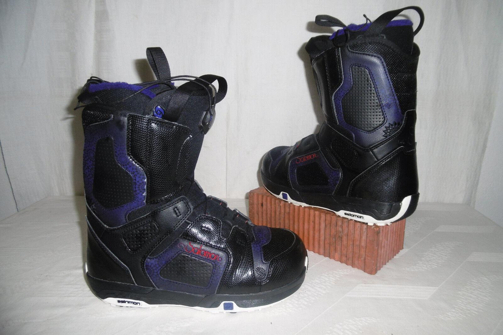 Salomon  kalitan  Top daSie Snowboard Stiefel Größe  37
