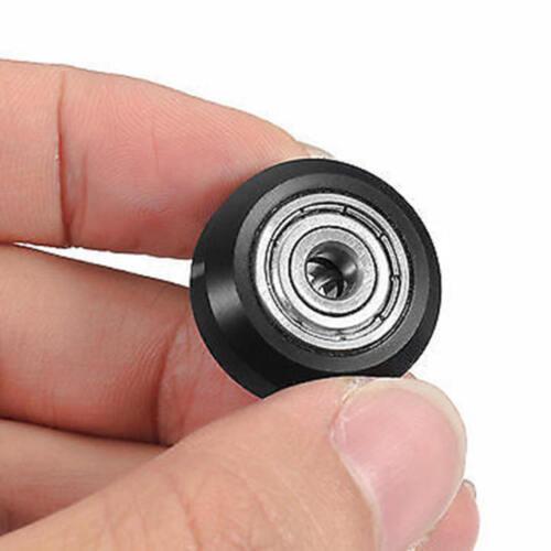 5PC Carbon Steel Wheel Deep Groove Ball Bearing for 3D Printer CR-10S CR-10