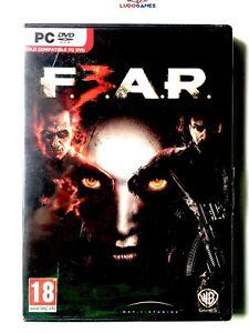 Fear-3-PC-Scelle-Videojuego-Scelle-Neuf-Produit-Nouveau-Videogame-Retro-Spa