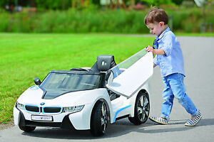 elektroauto bmw i8 concept spyder kinderauto elektro auto. Black Bedroom Furniture Sets. Home Design Ideas