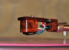 * NEW 2017 MC Design * Wood Body for SHURE V15 Type III Cartridge Tonabnehmer