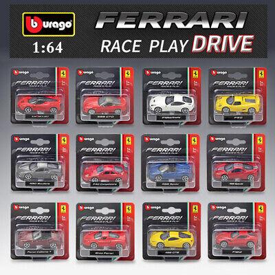 "METAL 1:43 Race/&Play Bburago 36100 FERRARI /""LaFerrari/"""
