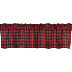 Image Is Loading New Primitive Rustic Lodge Cabin Red Amp Black