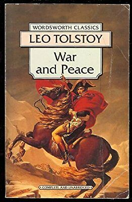 1 of 1 - War and Peace, Leo Tolstoy, Used; Very Good Book